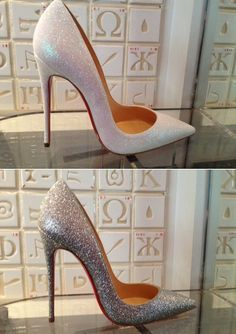 Lets talk about these bad boys! Wow! The new So Kate 2014 from Christian Louboutin! Im totally obsessing with these right now. So many outfits are running through my mind. Pinks! Blues! Grays! Ohh the colors!! Complete Fashion orgasm! I definitely will be purchasing one of these! The glitz .. The Glamour! Just speaks to me..