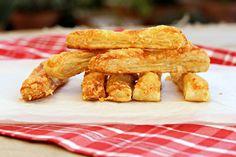 Karen's Kitchen Stories: Mustard and Gruyere Batons | #Appetizer Week