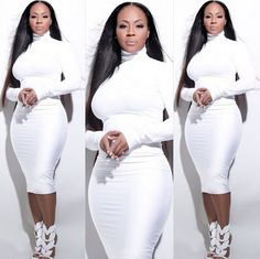 Erica Campbell....she looks great!