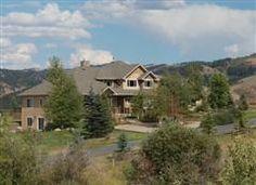 1200 Mount Ellis Montana Horse Property Bozeman Luxury Homes - Horse Property.  SOLD!