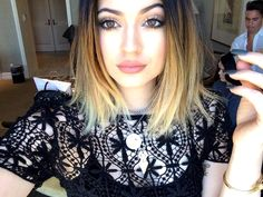 Make up Style: Kylie Jenner Inspired Make up Look