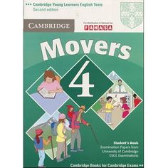 Cambridge english movers yle movers preparation cambridge cambridge yle tests movers 4 student book resources for teaching and learning english fandeluxe Choice Image