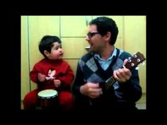 This Singing Two-Year-Old Will Melt Your Heart