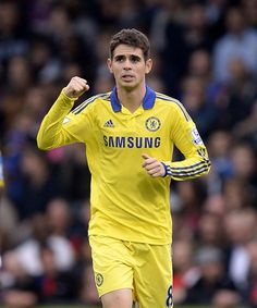 Oscar ~ Chelsea FC #footballislife