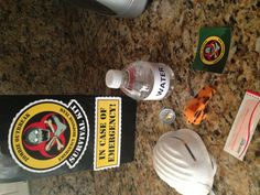 Zombie survival party packs