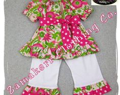 Custom Children Boutique Unique Handmade Cute Little Newborn