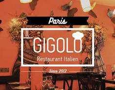 """Check out new work on my @Behance portfolio: """"Il Gigolo"""" http://be.net/gallery/33920736/Il-Gigolo"""