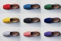 SOLE FOOD: FAIR TRADE ESPADRILLES BY ALICE & WHITTLES SUPPORT SUSTAINABILITY