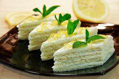 Gabriela's blog: PRAJITURA ALBA CA ZAPADA Nom Nom, Bakery, Cheesecake, Good Food, Favorite Recipes, Sweets, Cooking, Ethnic Recipes, Desserts