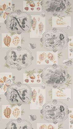 """Event Planning - Fabric Pierre Frey """"Aquarius"""""""
