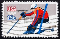 Find United States America Circa 1980 Stamp stock images in HD and millions of other royalty-free stock photos, illustrations and vectors in the Shutterstock collection. Thousands of new, high-quality pictures added every day. Winter Olympic Games, Winter Olympics, States In America, United States, Commemorative Stamps, Usa Olympics, Stamp Printing, Stamp Collecting, Postage Stamps