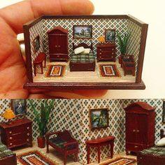 ♡ ♡ Escala 1:144. Miniarthouse