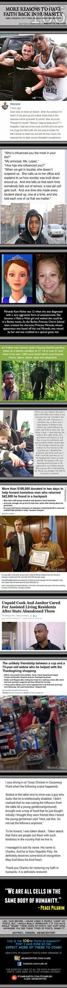 Faith In Humanity #106