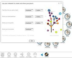 En la nube TIC: Pearltrees: recoge, organiza, descubre y comparte enlaces.