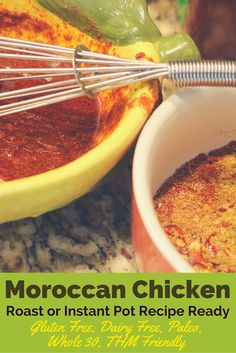Roasted Moroccan Chi