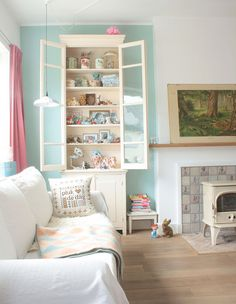 Livingroom by Martine à la Maison, via Flickr