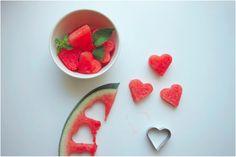 Fruta en formitas