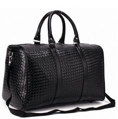 Cheap luggage duffel bag, Buy Quality luggage shoulder bag directly from China luggage tote Suppliers: Fashion PU Leather Men Travel Bag Versatile Women Travel Bag Waterproof Black Cool Zipped Shoulder Bags Handbag luggage Duffle Bag Travel, Travel Tote, Weekender Bags, Tote Bag, Travel Luggage, Duffel Bag, Mens Gym Bag, Bag Men, Leather Duffle Bag