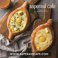 Хачапури по-аджарски — очень вкусный рецепт! | Готовим вкусно и по-домашнему
