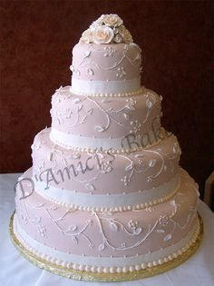 Wedding Cake Creations