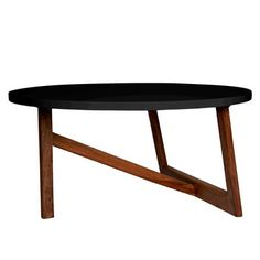 Phillips Coffee Table Black, 251€, now featured on Fab.