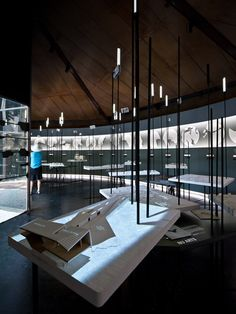 Venice Architecture Biennale 2014: visitors can examine soapstone carvings and peer through narrow peepholes inside Canada's biennale pavilion, which focusses on architecture's role in the Inuit communities of Nunavut – the country's youngest and most northerly territory.