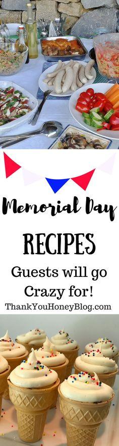 Memorial Day BBQ Rec