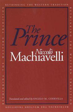 """A prince never lacks legitimate reasons to break his promise."" Niccolo Machiavelli"