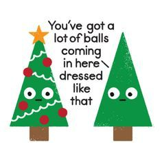 The 27 Funniest Christmas Puns of All Time - BlazePress If you are in need of a laugh then look no further than these brilliant puns. Here are the 27 funniest christmas puns of all time. Chemistree via Christmas Card Puns, Funny Christmas Puns, Christmas Deer, All Things Christmas, Christmas Crafts, Merry Christmas, Christmas Cartoons, Christmas Holidays, Funny Holiday Cards