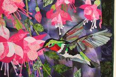 Barbara Strobel Lardon Art quilts