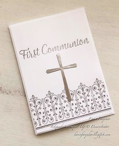 Hello and welcome I am Karen Farquhar from Australia and thank you for joining me today for the Inspire. First Communion Cards, Confirmation Cards, Kids Birthday Cards, Diy Cards, Stampin Up Cards, Cardmaking, 3 D, Card Ideas, Challenges