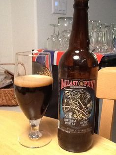 Victory at Sea - Best vanilla porter out there.