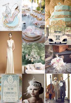 2013 Wedding Trend #1 - 1920's!