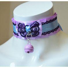 Blue Choker and Leash Set,Choker,Victorian,Kitten Pet Play Collar,BDSM,DDLG,Necklace,Daddys Girl,Kawaii,Cat Choker,San Valentine,Collar
