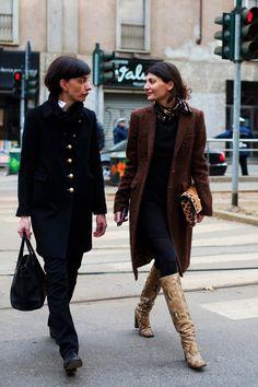 On the Street……Giovanna! « The Sartorialist