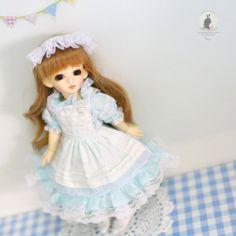 Lolita style for YOSD BJD Size.