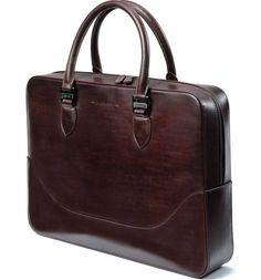 Main Image - Magnanni Medium Leather Briefcase