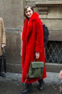 Fur Is Everywhere In Milan Fahion Week 2017 - Real Fur Coats Jackets & Accessories