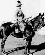 Lieutenant Guy Haydon and his Waler mare, Midnight. During the second battle for Gaza Midnight remained continuously under saddle for 7 days . They also charged Beersheba together and both were shot as they reached the Turkish trenches. War Horses, Major General, Military Photos, Wwi, First World, World War, Battle, Two By Two, Australia