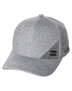 813de73b2f44d Billabong Station Flexfit Cap Grey Cotton