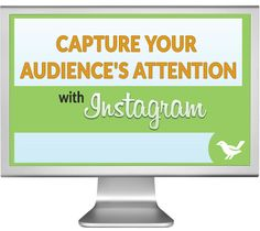 Capture Your Audience's Attention with Instagram | VerticalResponse Goodies, Social Media, Marketing, Instagram, Sweet Like Candy, Gummi Candy, Social Networks, Social Media Tips, Sweets
