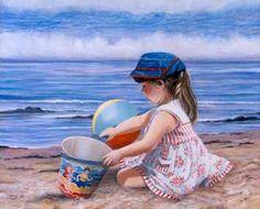 ●•‿✿⁀Beach Life‿✿⁀•●  ~~Susan Rios