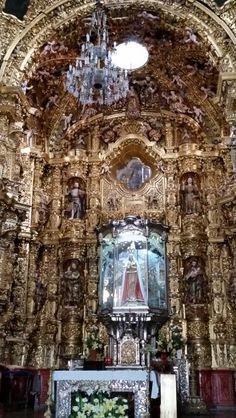 Santuario de Nuestra Señora de Ocotlán, Tlaxcala, Tlax.