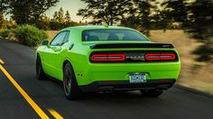 10 things we learned driving the 2015 Dodge Challenger SRT Hellcat  - RoadandTrack.com