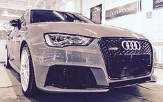 Pretty Audi RS3