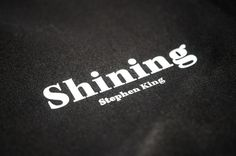 The Shining by Elisa Herz, via Behance