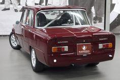 Alfa Romeo Giulia 1300 ti - Bloemendaal Classic & Sportscars