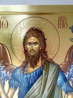 Religious Images, Orthodox Icons, Saints, Jean Baptiste, Princess Zelda, Fictional Characters, Art, Craft Art, Kunst