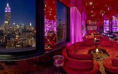 Baladas em Nova York | New York Nightclubs  and Rofftops Bars