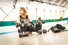 roller derby torino - photo by Fabrizio Pece